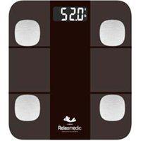Balança Digital Smart Bioimpedância Relaxmedic Para Até 180 Kg - Rm-Bd0263A