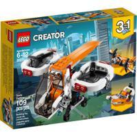Lego Creator - 3 Em 1 - Drone Explorador - 31071