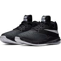 Tênis Nike Air Max Infuriate Iii Low Masculino - Masculino-Preto