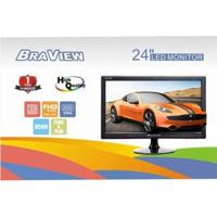 "Monitor Led 24"" Led-2401 Braview"