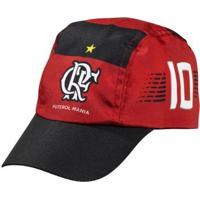 Boné Infantil Do Flamengo - Unissex