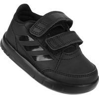 Tênis Infantil Adidas Altasport - Unissex-Preto