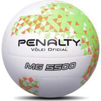 Bola Vôlei Penalty Mg 5500 Viii Laranja
