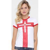 Camisa Vasco Templária - Ed. Limitada Feminina - Feminino