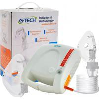 Inalador E Nebulizador G-Tech Nebcom V 1 Unidade