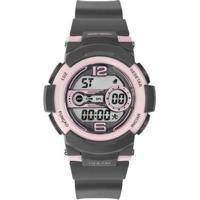 Relógio Mormaii Nxt Masculino - Masculino-Cinza