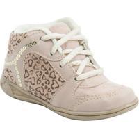Sneaker For Girl - Pam Plim - Feminino-Nude