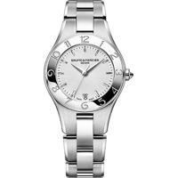 Relógio Baume & Mercier Feminino Aço - M0A10070
