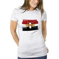 Camiseta São Paulo Tricolor Feminina - Feminino