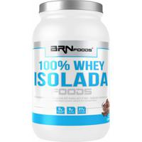 100% Whey Isolada Foods 900G Chocolate – Brnfoods