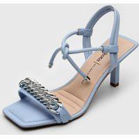 Sandália Dakota Corrente Azul