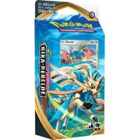 Pokémon Starter Deck Rixa Rebelde Zacian - Copag - Kanui