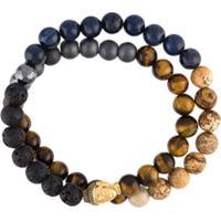 Nialaya Jewelry - Cinza