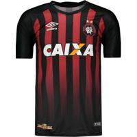 Netshoes  Camisa Umbro Athletico Paranaense I 2017 N° 10 - Masculino 072f75ee41a38