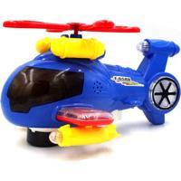 Helicoptero 3D Bate E Volta Art Brink Ref-834744