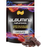 Albumina 500G - Naturovos - Unissex
