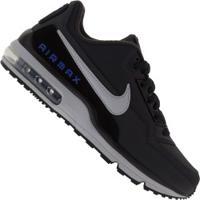 Tênis Nike Air Max Ltd 3 - Masculino - Cinza Escuro/Preto