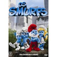 Os Smurfs Eles Invadiram A Cidade - Dvd Filme Infantil