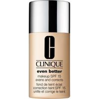 Base Facial Even Better Makeup Spf 15 Clinique 118 Amber - Unissex-Incolor