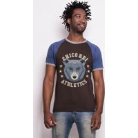 Camiseta Trend College Bear