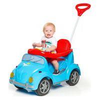 Carrinho De Passeio Ou Pedal 1300 Fouks - Azul - Calesita Cal0998