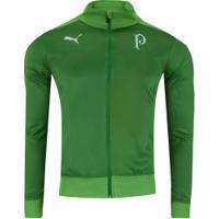 Jaqueta Do Palmeiras Track 2019 Puma - Masculina - Verde