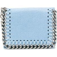 Stella Mccartney Carteira Falabella Pequena - Azul
