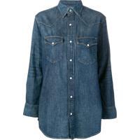 Polo Ralph Lauren Denim Button Shirt - Azul