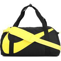 Bolsa Infantil Nike Y Gym Club - Unissex-Cinza+Amarelo