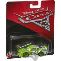 Carrinho Die Cast - Disney - Pixar - Cars 3 - Brick Yardley - Mattel - Masculino