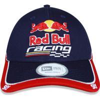 d7ffff8d1c6dc ... Boné New Era 940 Strapback Red Bull Racing Marinho