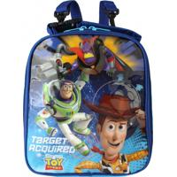 Lancheira Infantil Toy Story Azul Dermiwil