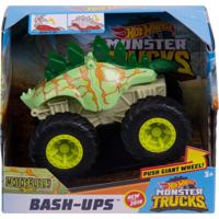 Carrinho Hot Wheels Monster Trucks Motosaurus - Mattel
