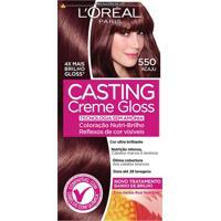 Tintura Loreal Casting Creme Gloss 550 Acaju