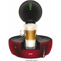 Cafeteira Espresso Arno Dolce Gusto Vermelho Drop 220V