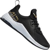 Tênis Nike Air Max Bella Tr 3 - Feminino - Preto/Ouro