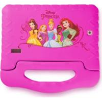 Tablet Multilaser Disney Princesas Plus 16Gb Nb308 Rosa