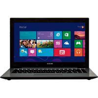 """Notebook Cce Ultra Thin T325 - Hd 500Gb - Ram 2Gb - Intel Core I3-3217U - Led 14"""" - Windows 8"""