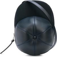 Jw Anderson Cap Cross-Body Bag - Azul