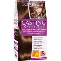 Coloração Permanente Casting Creme Gloss N° 610 Beijinho L'Oréal 1 Unidade