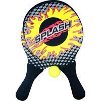 Raquete Frescobol Splash Wmb10408 - Winmax