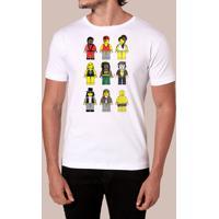 Camiseta Lego Rock Star