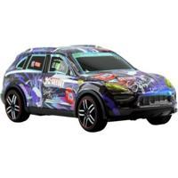 Carrinho De Controle Remoto Super Car - 7 Funções - Unissex-Roxo