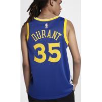 Camiseta Regata Nike Golden State Warriors Icon Edition Swingman Mascu