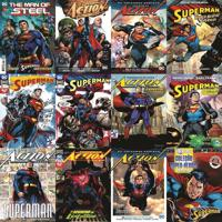 Papel De Parede Adesivo Revistas Super Homem