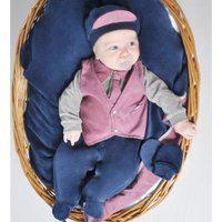 Saída De Maternidade Sônia Enxovais Menino Glamour Rafael Marinho