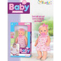 Boneca Miketa Baby Amiguinha 1126 Sortida