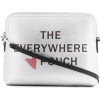 Dkny Carteira The Everywhere - Prateado