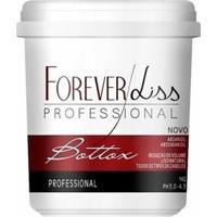 Botox Capilar Argan Oil 1Kg Forever Liss - Feminino