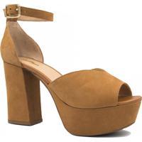 Sandália Zariff Shoes Meia Pata Salto Alto